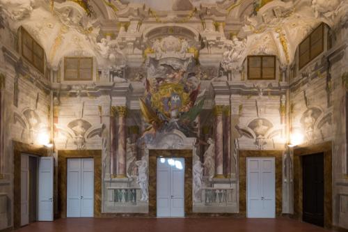 5. Palazzo Scali Ricasoli - Via delle Terme
